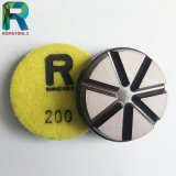 1500# Grit Diamond Polishing Pads for Floor