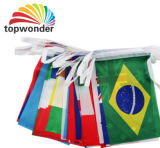 Customize All Sorts of Banners, Banner Flag, String Flag, Decorative Flag, Advertising Flag