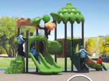 2015 Hot Selling Outdoor Playground Slide with GS and TUV Certificate (QQ14014-2
