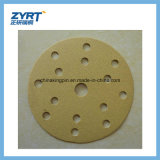 Q12 Golden Hook and Loop Backing Abrasive Discs