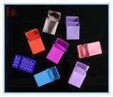 High Quality Cheap Soft Custom Logo Silicone Cigarette Box