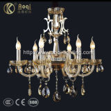 Hot Sale Decoration Crystal Chandelier Lamp (AQ20042-6)