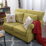 American Style Classic Fabric Living Room Sofa