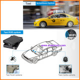 HD Taxi Security Camera Systems Live Monitoring 3G 4G GPS