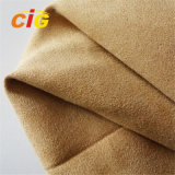 100 to 180G/M2 Weight 140 to 150cm Width Multi-Colors and Different Styles Suede Fabric