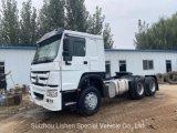 Used Tractor Truck Sinotruk HOWO Semi-Trailer