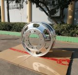 22.5X8.25 Better Quality and Cheaper Price New Forged Alloy Wheel with Special Wind Hole