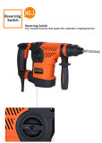 Heavy Duty 30mm Rotary Hammer for Construction
