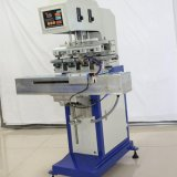 Semi Automatic Four Color Shuttle Pad Printer En-Y160/4s