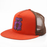 Wholesale Applique Trucker Hats with Plastic Buckle for Summer