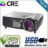 High Power Mini LED Projector for Karaoke, Pub, Home Theater