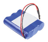 Lithium Battery Pack Rechargeable 7800mAh 3.7V with Leads