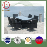 Hot Sale Leisure Patio Garden Outdoor Wicker Rattan Furniture Garden Table and Chair (BL-9302)