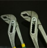 Bicolor Hand Tools Multifunctional Water Pump Pliers