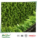 Natural Green Synthetic Lawn Standard Football Non-Filling Artificial Grass