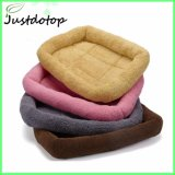 Easy Cleaning Wholesale Coral Fleece Super Soft Pet Bed for Cat/Dog