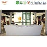 Wholesale Dubai Outdoor Rattan Bar Furniture Bar Reception Desk (R60)