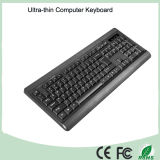 Grade a Quality Competitive Price Ultra Thin Computer Keyboard (KB-1802)