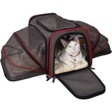 17-19 Inch Airline Travel Cat/Dog Bed Small Animals Tote Bag