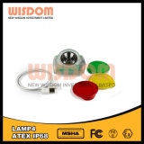 Advance Wisdom Lamp4 Mining Safety Headlamp, Cordless Head Lamp