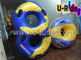 Inflatable Swimming Ring with Single Tube for Water Park