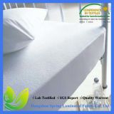 European Size Polyester Knitted Anti-Bacterial Waterproof Mattress Protector