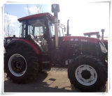 Chinese Mini Tractor Farm Machinery 4WD Electric Start Tractors Prices Agricultural Equipment