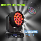 19PCS 4in1 LED Moving Head B-Eye K10 of Stage Lighting