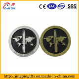 High Quality Custom Cheap Silver Challenge Coin