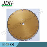 Laser Welding Diamond Saw Blade for Concrete Cutting