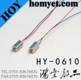Professional DC Drive Motor for Toy Airplane (HY-0610)