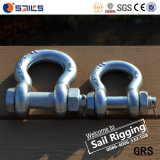 Steel Forged Us Type Bow Type G2130 Shackle