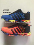 Men Fashion Leisure Sneaker Running Sptorts Shoes (16OS-18)
