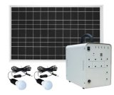 AC 20W Output Solar Power Generator System for Home