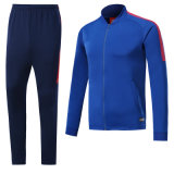 New Long Jacket Men Custom Sportswear Gym Football Wear Soccer