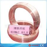 Submerged Arc Welding Wire Em12K Carbon Steel Copper