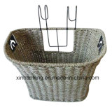 Natural Color Bicycle Basket for Bike (HBK-112)