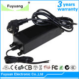 Lead Acid Battery Charger 24V 4A Desktop Charger for Scooter