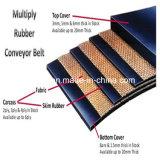 Steel Cord/Fabric Ep Nn Cc/ PVC Pvg/ Endless /Pipe Conveyor Belt and Hydraulic Hose
