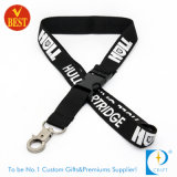 Customized Screen Printed Neck Strap Lanyards with Competitive Price in High Quality