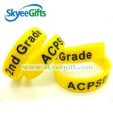 Professional Silicone Wristband with Excellent Quality and Reasonable Price
