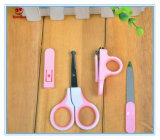 High Quality Baby Mini Scissor Stainless Steel Safety Nail Scissors