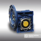 Nmrv Worm Gear Box with Flange and Electric Motor