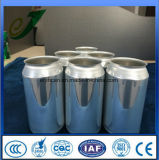 Round Aluminum Metal Empty Cans for Beverage Storage 330 Ml 500 Ml 250 Ml
