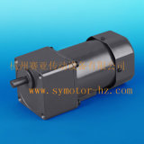 180W 104mm AC Speed Adjustable Gear Motor