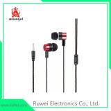 Custom Cheap in Ear Earphone Smart Phones Stereo Earphone