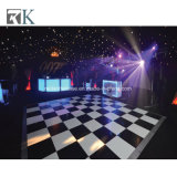 Rk Black and White Hotel Dance Floor with High Quality