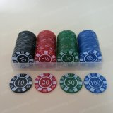 Polyspectra Custom Chips, Clay Poker Chips, Ceramic Blank Casino Chips