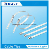 Professional Manufacturer Wholesale Stainless Steel Cable Ties
