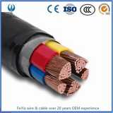 LV Mv Underground Power Cable Copper Conductor XLPE Swa PVC Size 120mm 240mm XLPE/PVC Insulated Armoured Cable